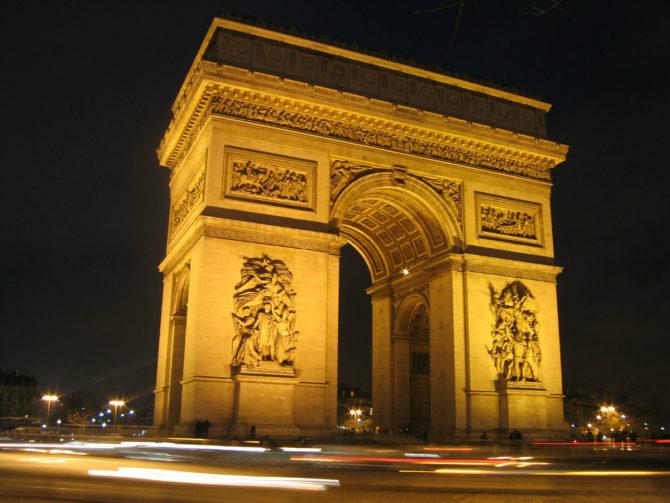 8th: Champs-Elysées