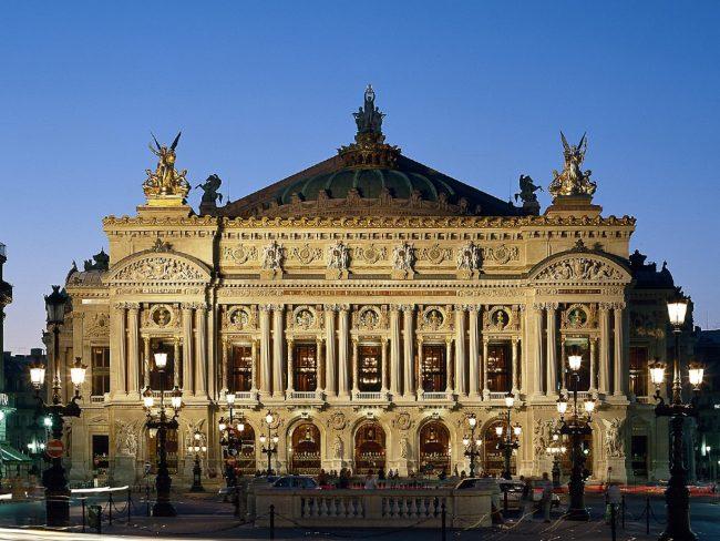 9th: Opera, Grands Boulevards
