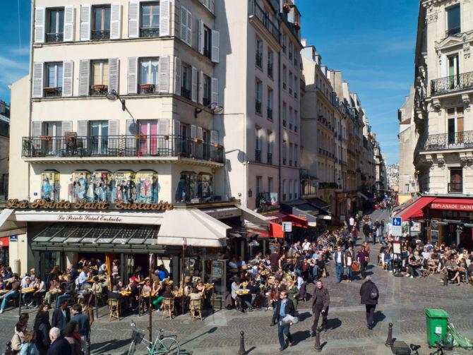 2nd: Bourse, Montorgueil
