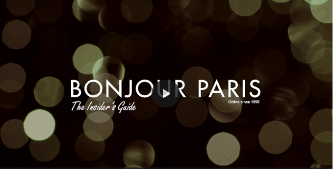 Christmas 2020 with Bonjour Paris