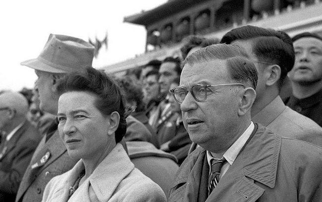 Jean Paul Sartre & Simone de Beauvoir: An Existential Love Affair