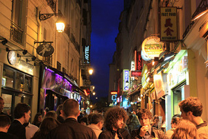 One Night in the Latin Quarter: To Drink and Pay Not