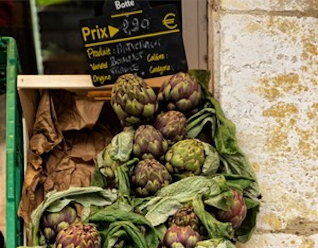 A Vegetarian in Gascony – A Confession & Recipe
