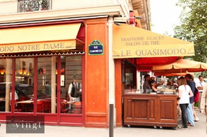 4th Arrondissement & The Marais
