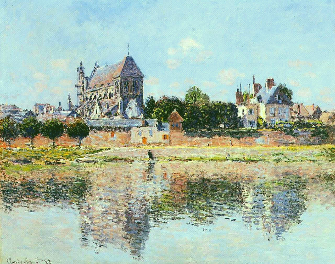 Vernon France Not Just A Way Into Giverny