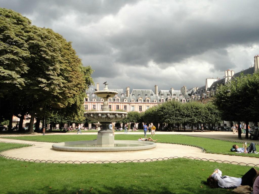 Place des Vosges by Corey Frye