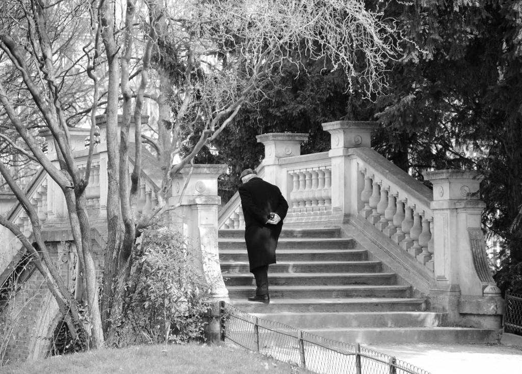 Parc Monceau/ Meredith Mullins