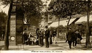 Virtual Tour of Paris: 2nd arrondissement