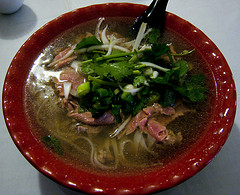 On the Hunt for Pho (Feu) in Paris