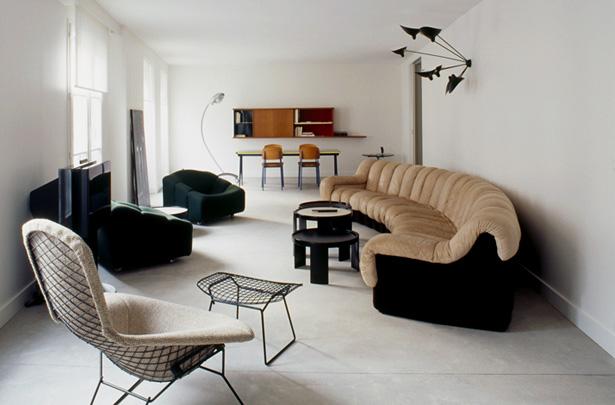 3 Rooms, Paris