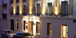 Two Paris Hotels