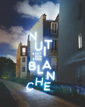 La Nuit Blanche; an Artistic Stroll in Paris
