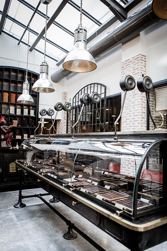 La Manufacture de Chocolat/ Alain Ducasse