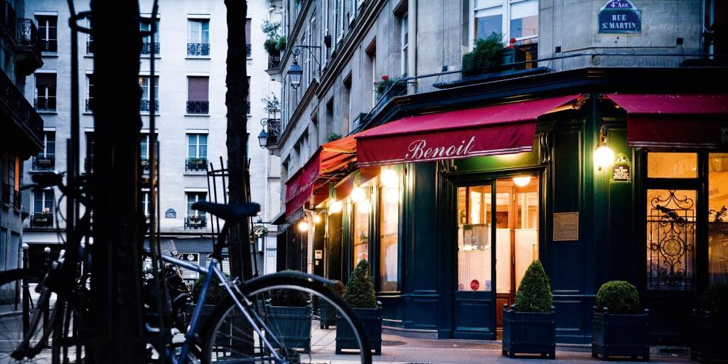 Benoit, Paris