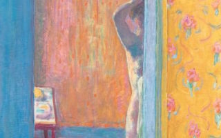 Pierre Bonnard, Painting Arcadia