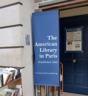 The American Library: Your Friend in Paris
