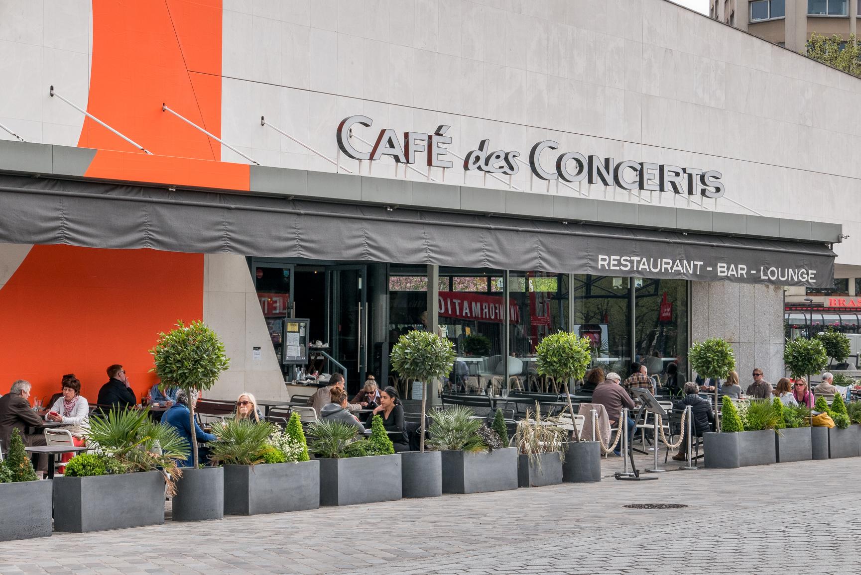10 great museum restaurants in paris. Black Bedroom Furniture Sets. Home Design Ideas