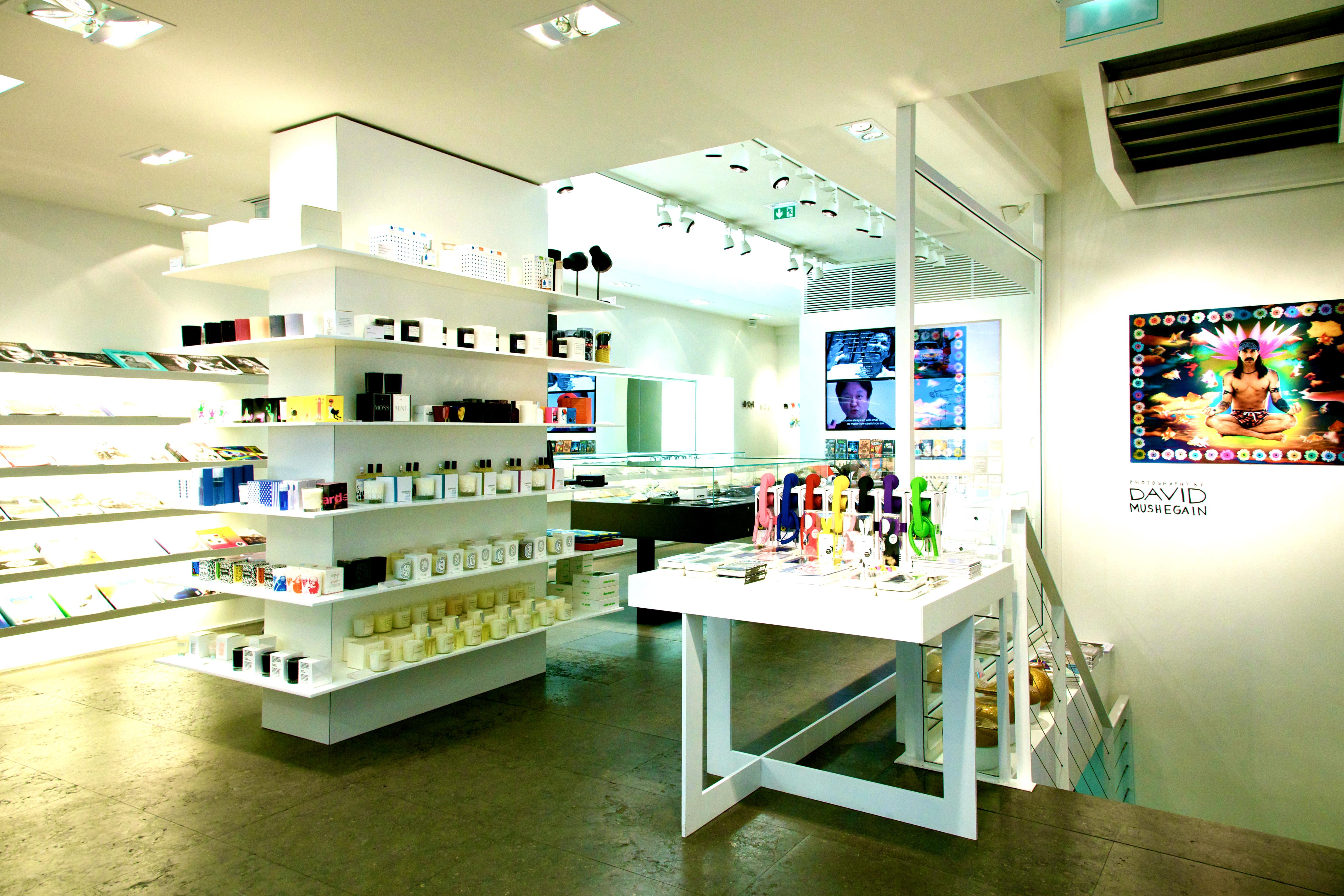 Top concept shops in paris - Colette boutique paris ...