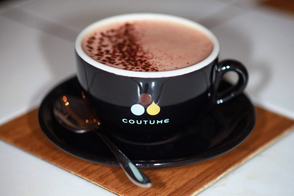 Coutume cafe