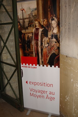 Travel in the Middle Ages at the Musée National du Moyen Âge