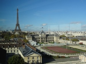 A Day at UNESCO HQ in Paris
