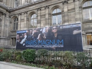 Paris Magnum, now through March 28, 2015
