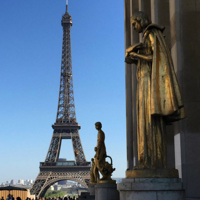 Must-See Architectural Landmarks in Paris