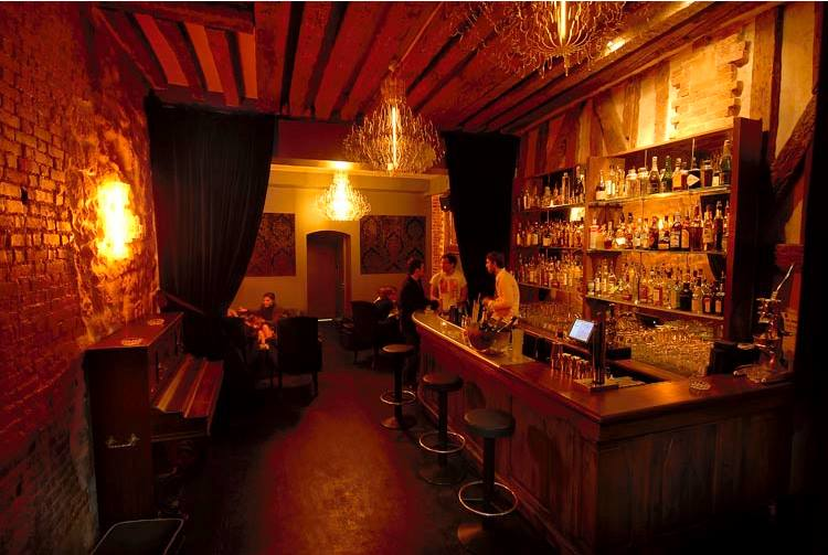 Experimental Cocktail Club, Paris
