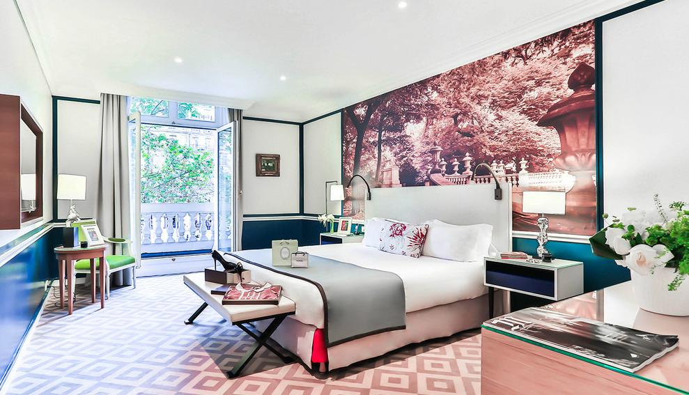 Le Claridge- Fraser suites, Paris