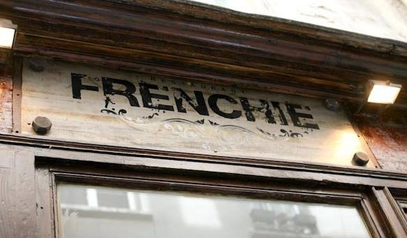 Frenchie restaurant in Paris