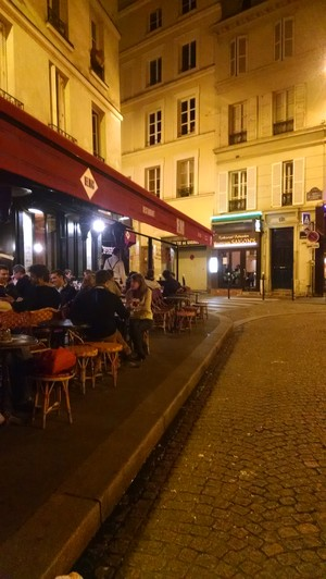 Turning Seventy in Paris With – Hemingway and Other Ex-Pats