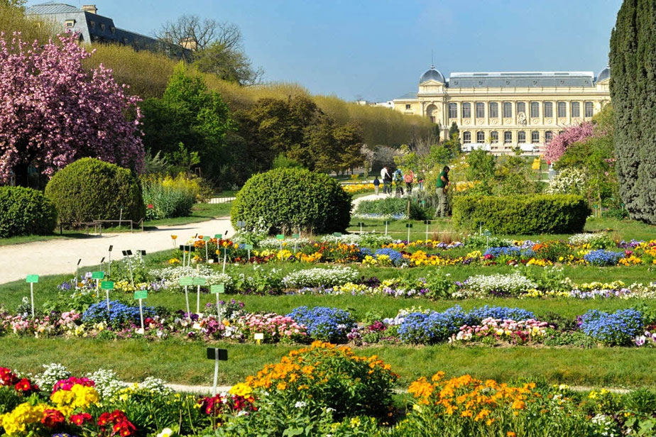 10 favorite parks in paris ForJardin Plantes Paris