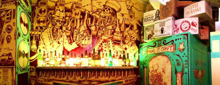 A la Bière Comme à la Bière, Paris