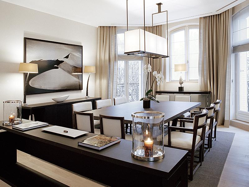 La Reserve Paris apartment