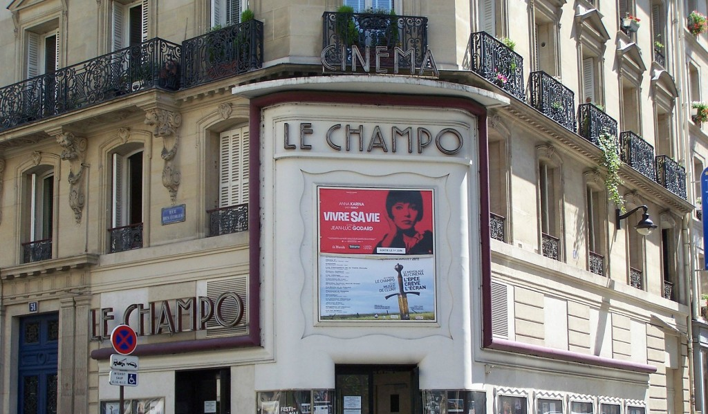 Le Champo Cinema in Paris