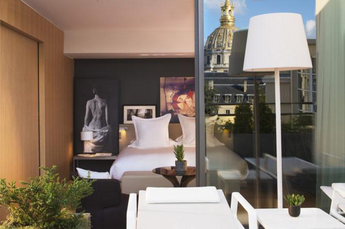 10 Design Hotels in Paris