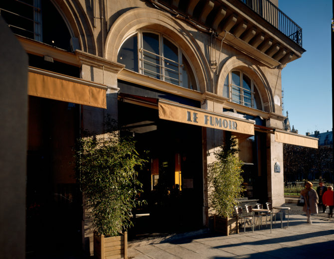 Where to Eat Near the Louvre Museum