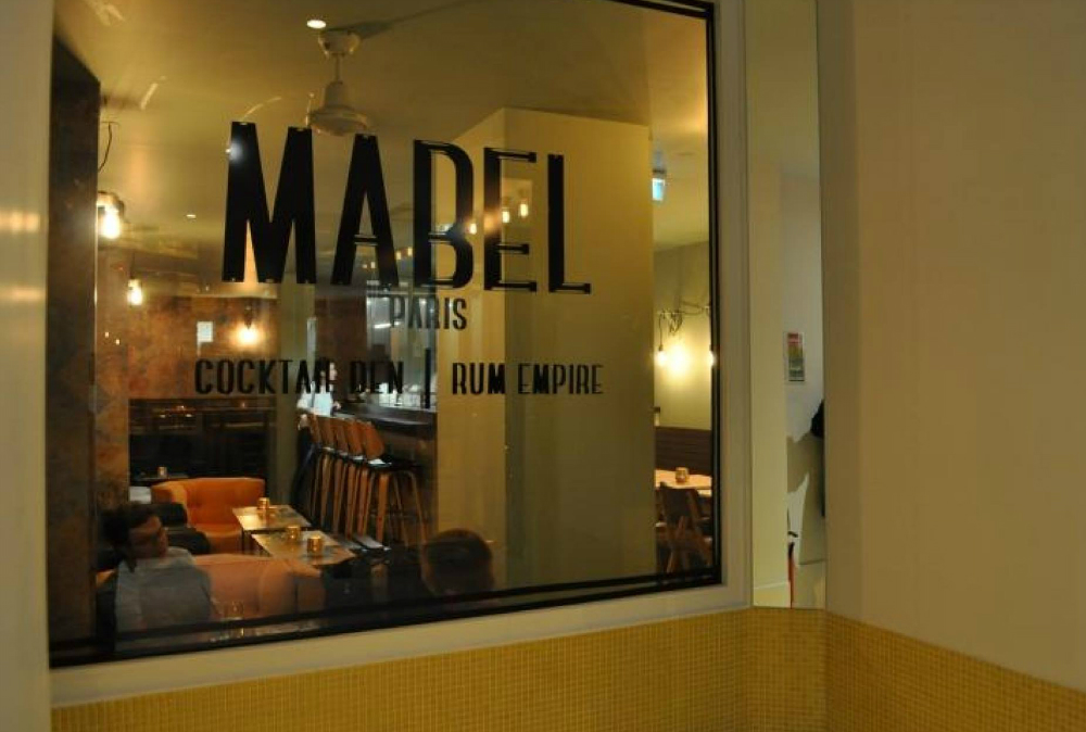 Mabel Cocktail Den, Paris