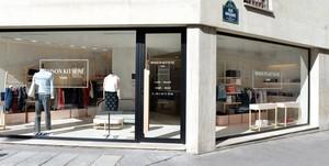 Maison Kitsuné Opens Its Second Boutique in Paris