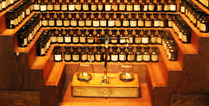 9 quirky museums in paris - Musee parfum fragonard ...