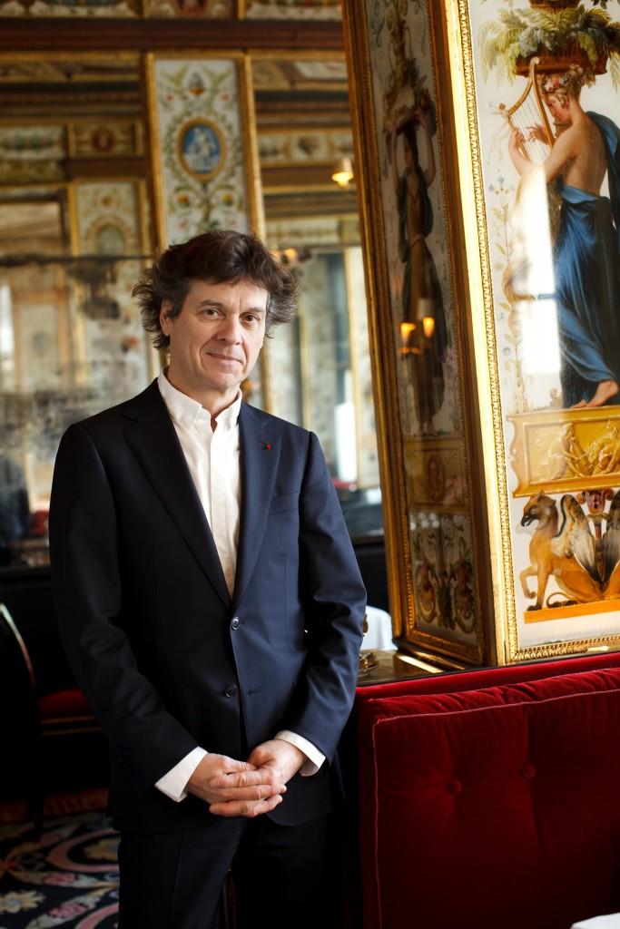 Portrait Guy Martin - Le Grand Vefour �Jerome Mondiere (11)