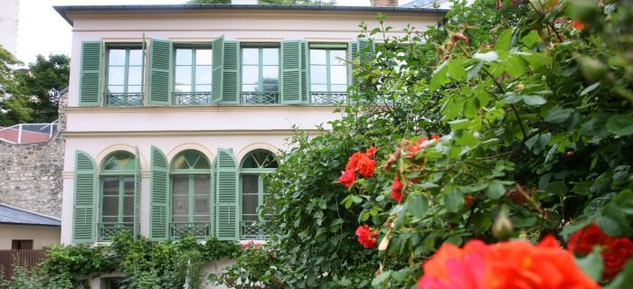 Musée de la vie romantique in Paris