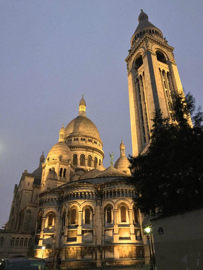 18th: Montmartre, Sacré-Cœur