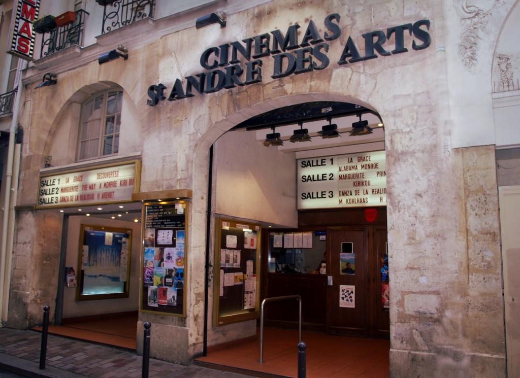 Le Saint André des Arts