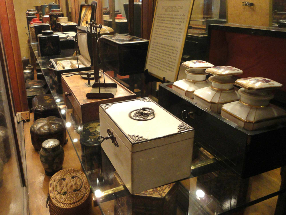 Tea Museum in Paris