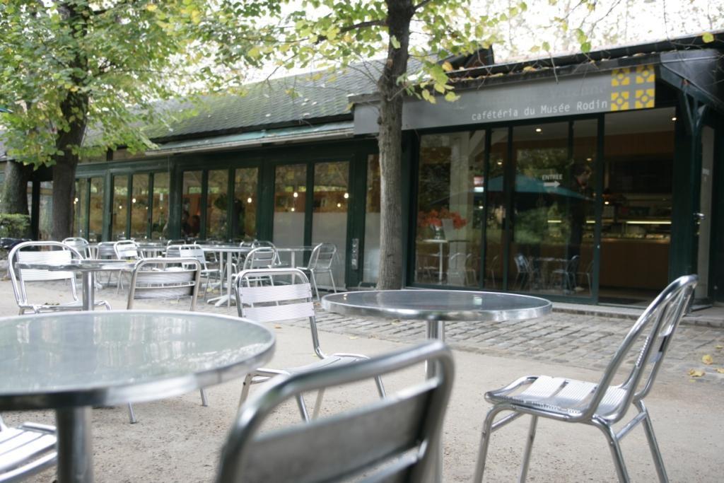 Musée Rodin Café