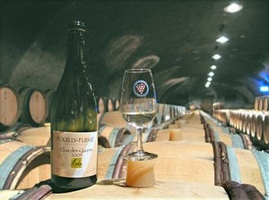 Pouilly-Fuisse, the Wine We Love to Know Nothing About….
