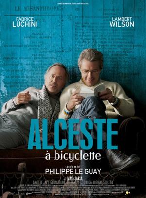 Alceste à Bicyclette (Alceste On a Bike) : Tandem Egos