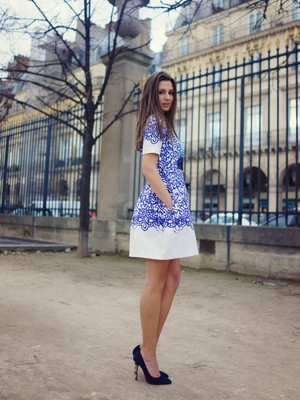 A Fashion Girl in Paris: An Interview with Aleksandra Domagala