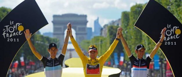 Cadel Evans Wins Tour de France 2011: Final Recap